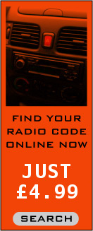Philips radio codes